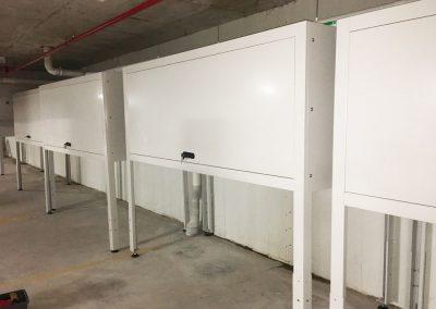 basement cabinets